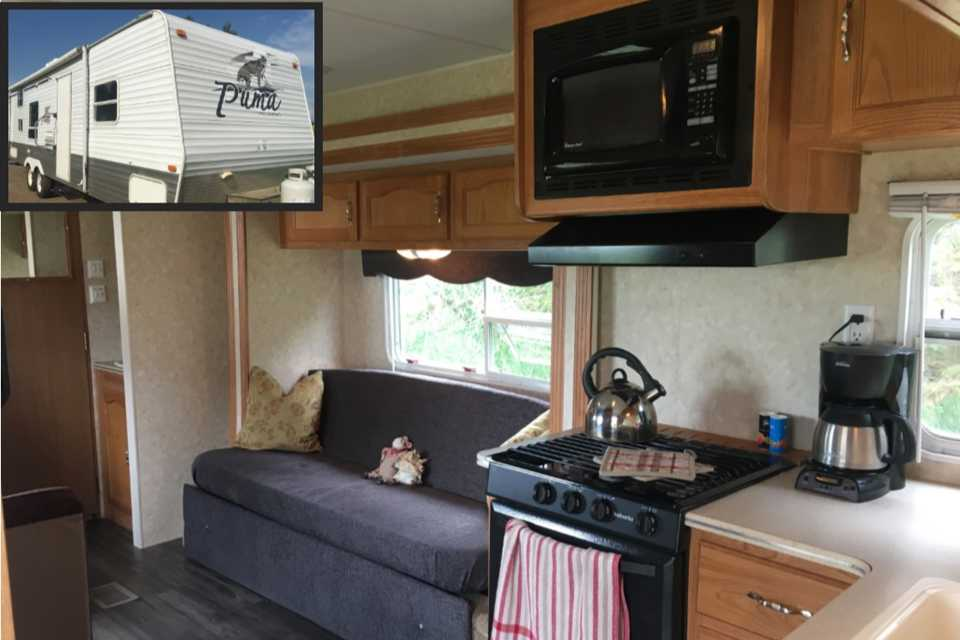 Ideal Family Holiday - 30' Bunkhouse in Vermilion, Alberta