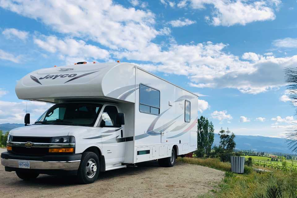 Your Vacation on Wheels in Langley, British Columbia