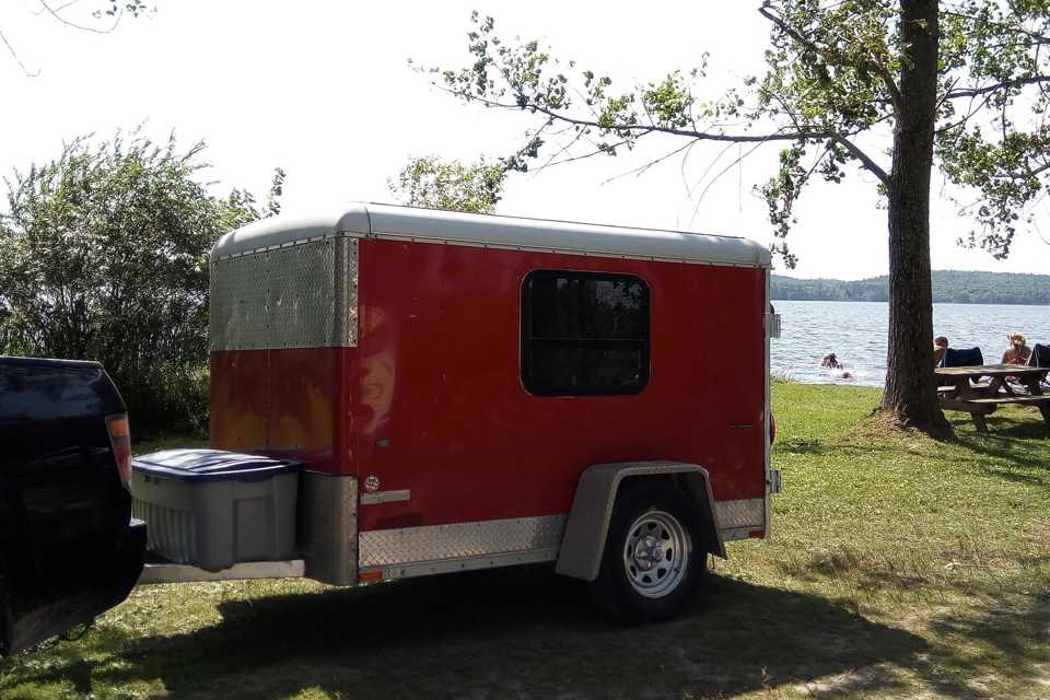 Small trailer, Big fun ! in Navan, Ontario