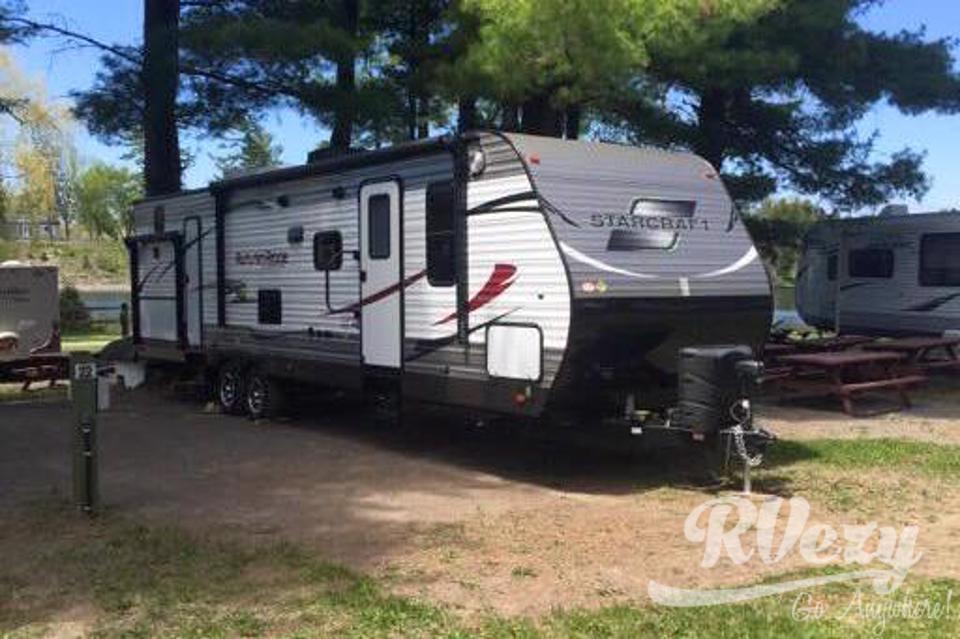 Luxurious Camping in Ottawa, Ontario