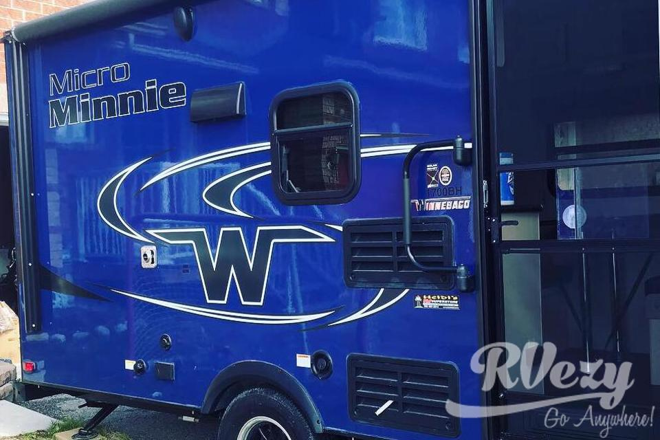 Micro Minnie - Brand New Winnebago! in Barrie, Ontario