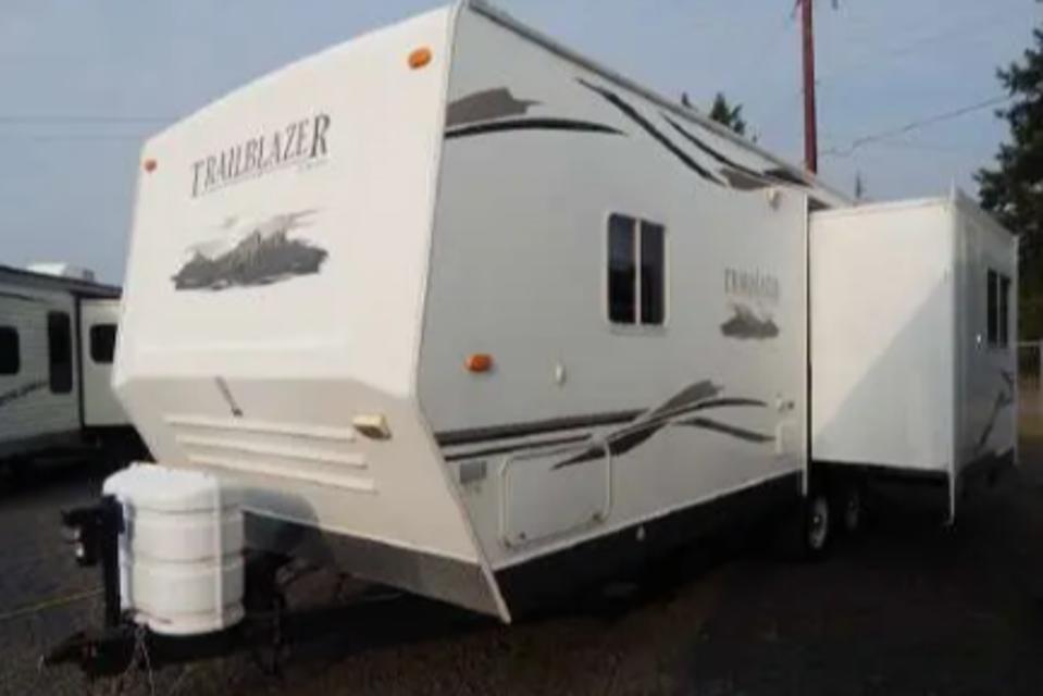 Trail Blazer! in Southwest-Calgary, Alberta