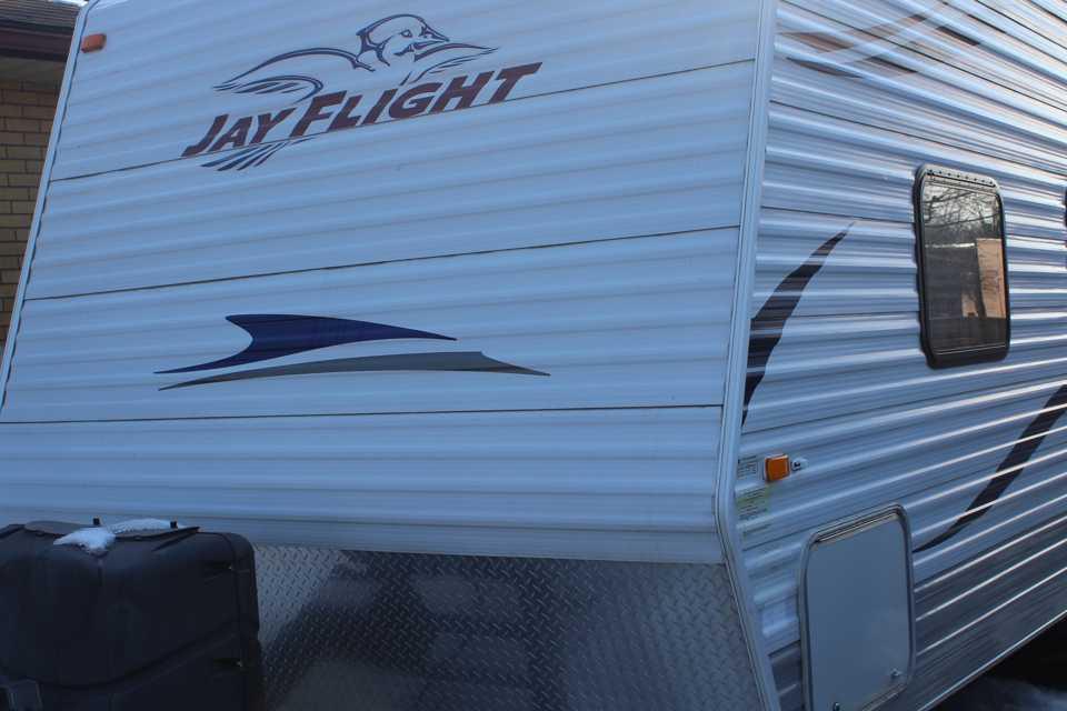 Jay Flight in Cambridge, Ontario