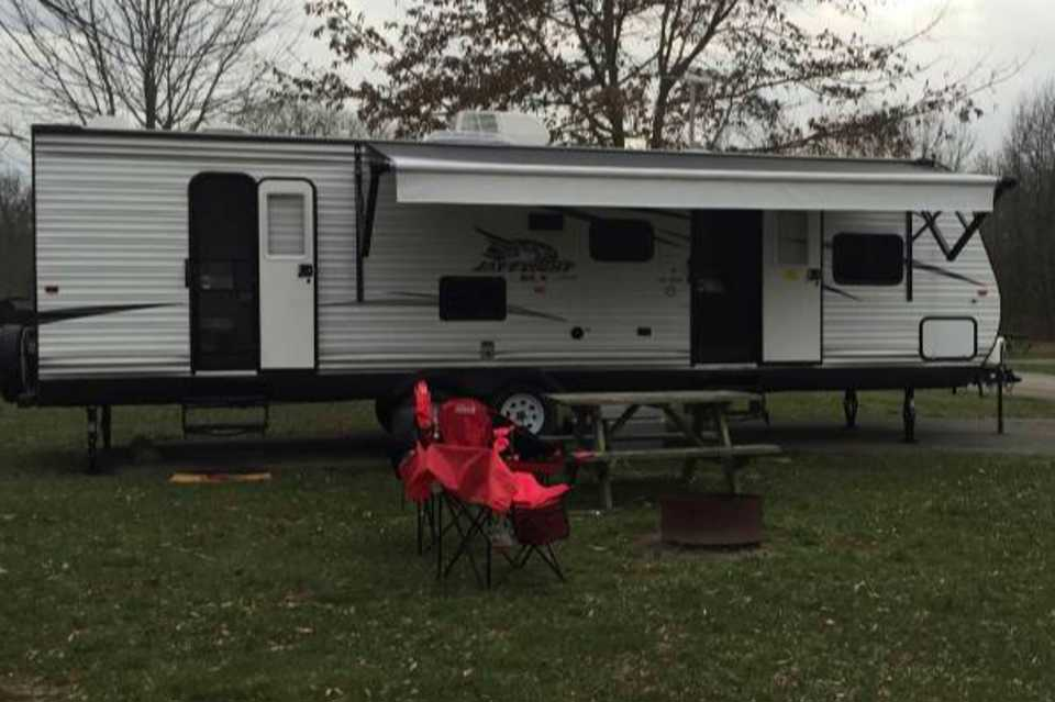 Home is where you park it! 2017 Jayco in North-Augusta, Ontario