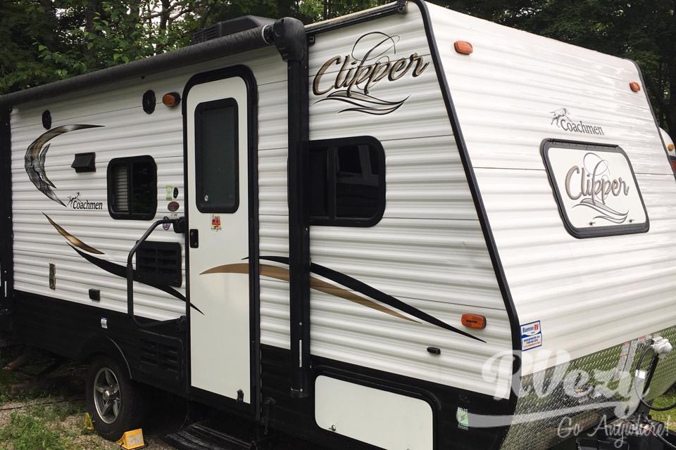 Happy Camper in Hubbards, Nova Scotia