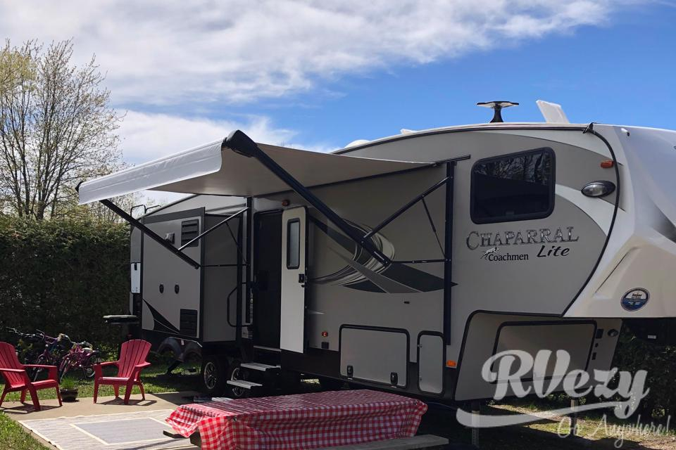 5th Wheel Delivered right to your campsite! in Southampton, Ontario