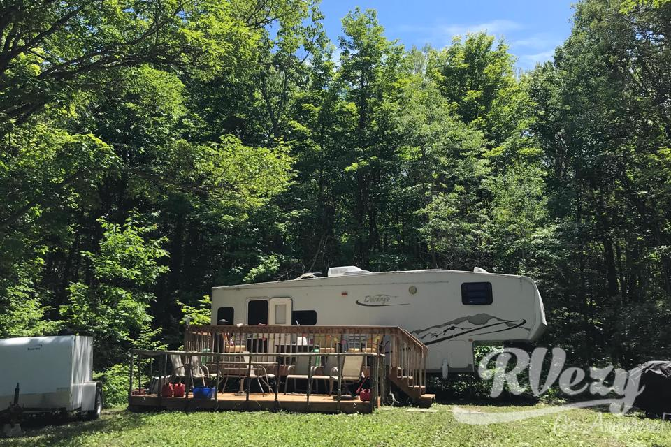 Cultural Camping in French-RiverON, Ontario
