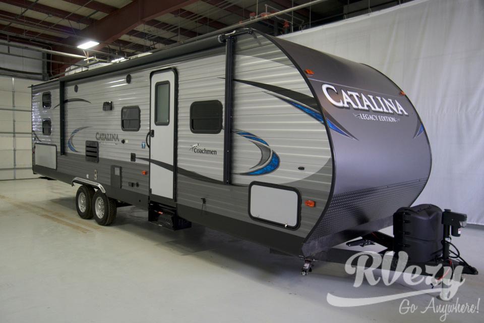 Coachmen Catalina - Legacy Edition - 293QBCK in Barrie, Ontario