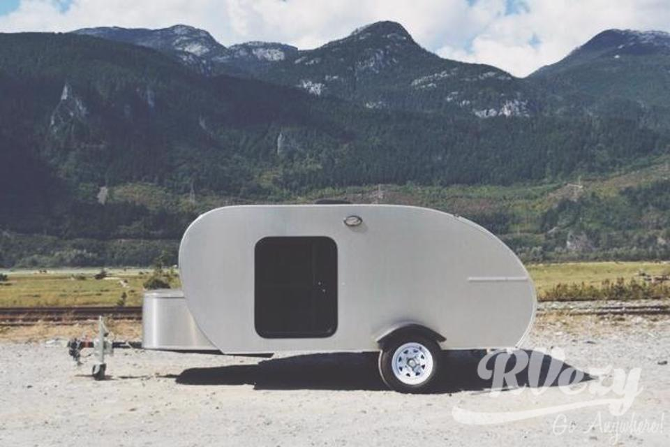 Nestor Camp Teardrop Trailer in Vancouver, British Columbia