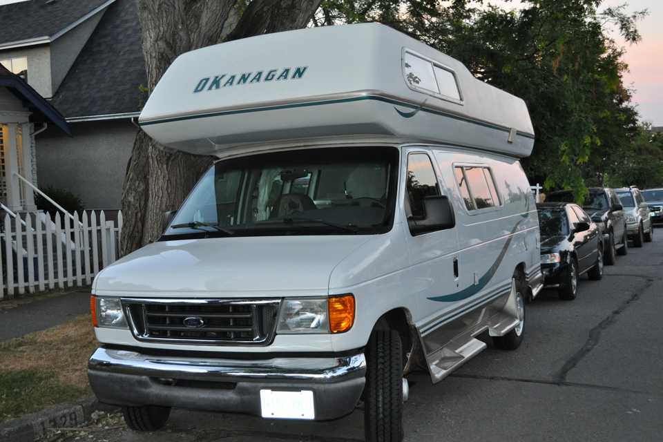 Ford - Econoline E350 Okanagan Conversion in Vancouver, British Columbia