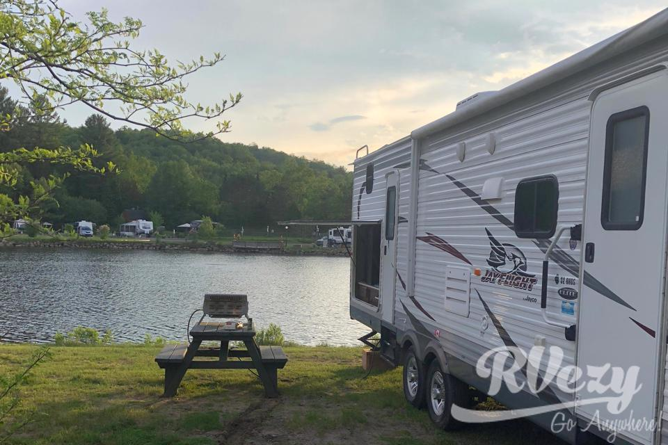 Jayco Jayflight 32' Family Camper with rear Bunkhouse in Ottawa, Ontario