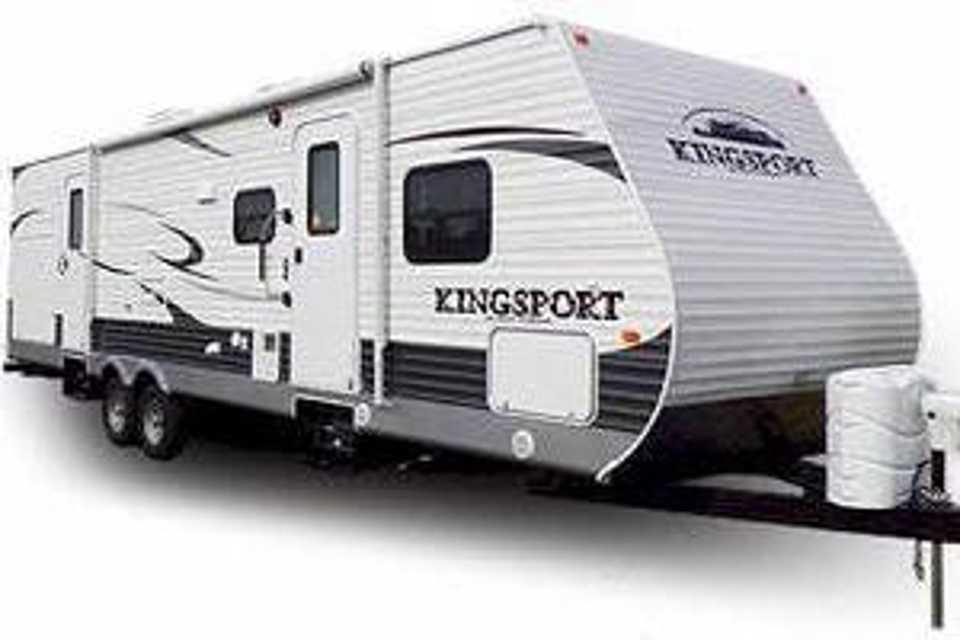 Cozy travel trailer for 2-3 people  in Tugaske, Saskatchewan