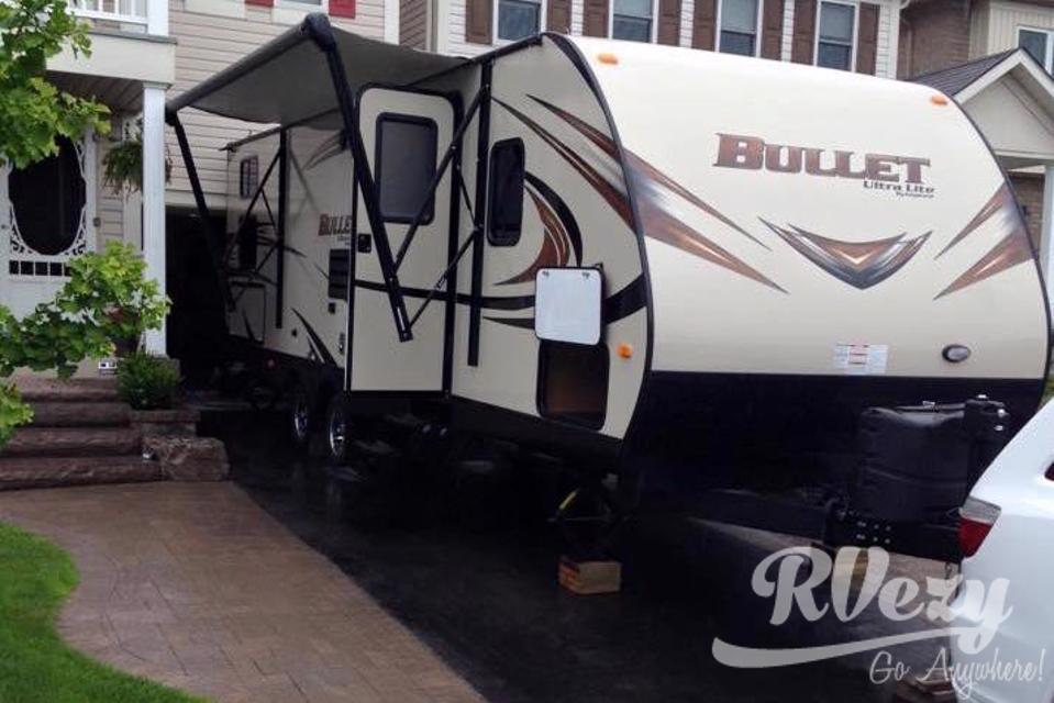 Bullet - Quad Bunks!!   in Castleton, Ontario