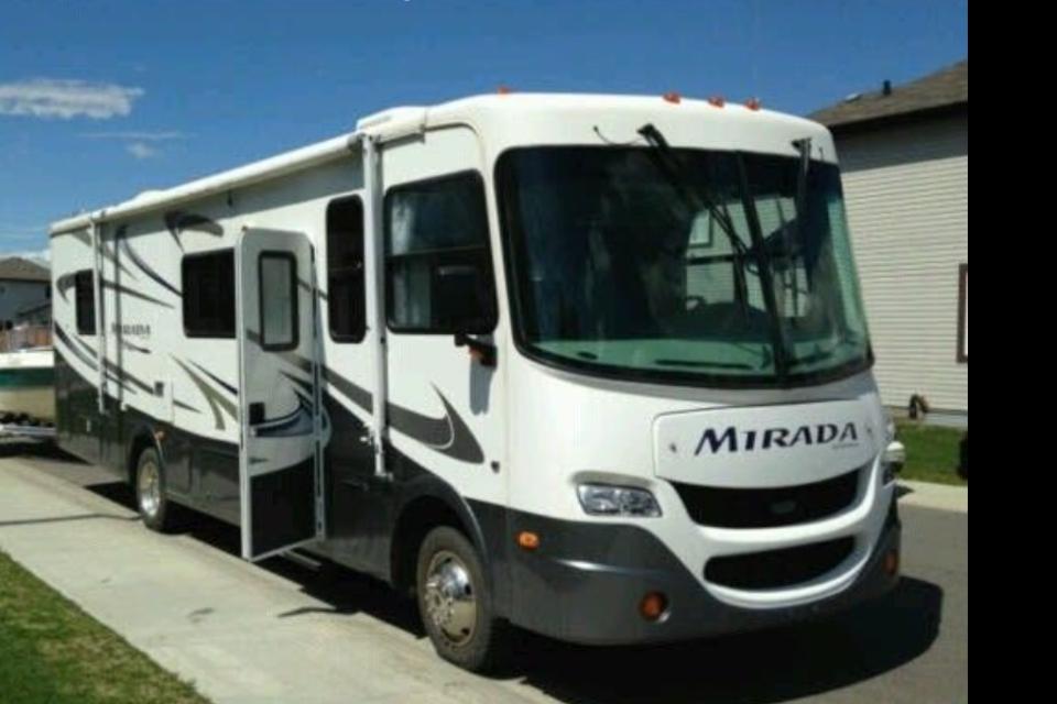 High Quality RV Rental, Motorhome Rental, Trailer Rental in Spruce-Grove, Alberta
