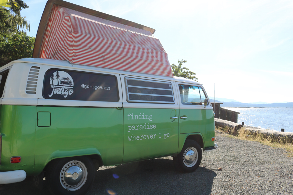 1972 WESTFALIA! Vintage Volkswagen VW Vanagon Westy - Manual Shift (For 2) | justgo in Nanaimo, British Columbia