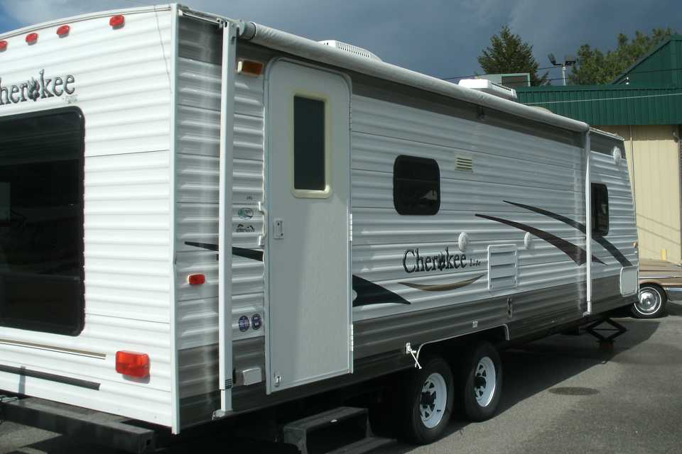Beautiful Travel Trailer for Rent.  in Oliver, British Columbia
