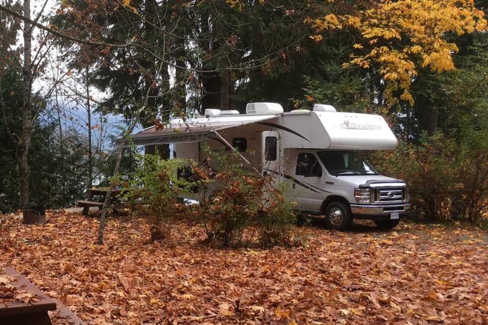The Webster`s Get Away in Comox-Strathcona-A, British Columbia