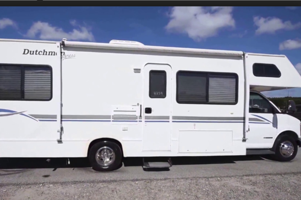 Rving the easy and best way to go  in Willow-Beach, Ontario