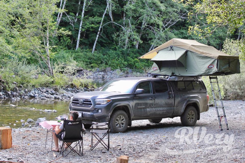 Roxanne - Fully equipped, flat rate - Overland Vehicle Rental in Victoria, British Columbia