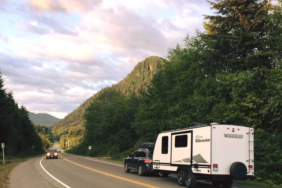 21ft with Solar & Off-road Package in Port-Edward, British Columbia