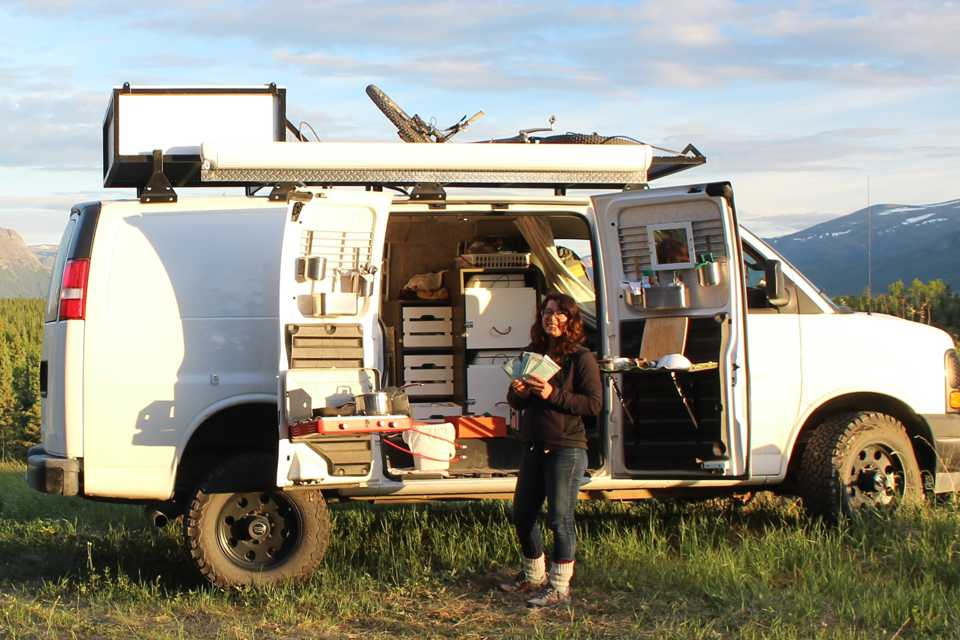 Vance : the little Off Road Camper in Calgary, Alberta