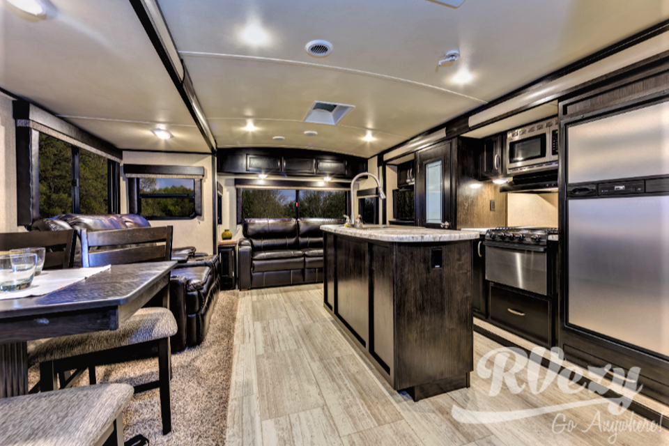 The Grand RV Getaway in Guelph, Ontario