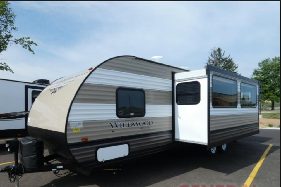 Wildwood by Forest River with quad bunkhouse! in Coquitlam, British Columbia