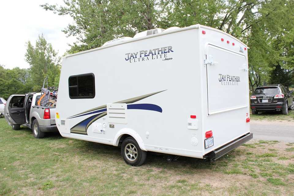 Jayco - Jay Feather 17Z in Windsor, Ontario
