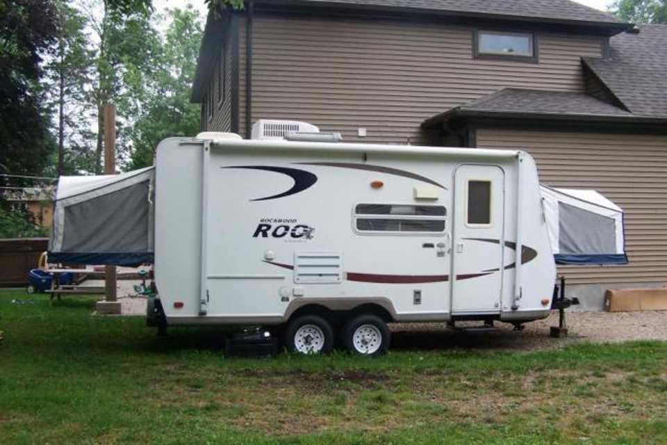 Rockwood Roo - 183 in Elora, Ontario