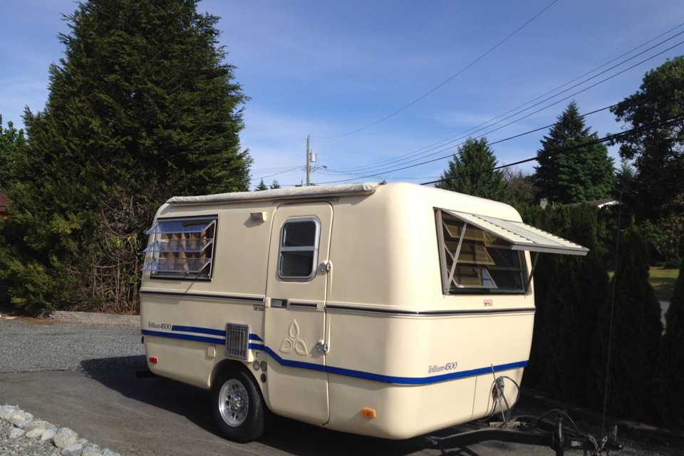 trillium - trailer in Nanaimo, British Columbia