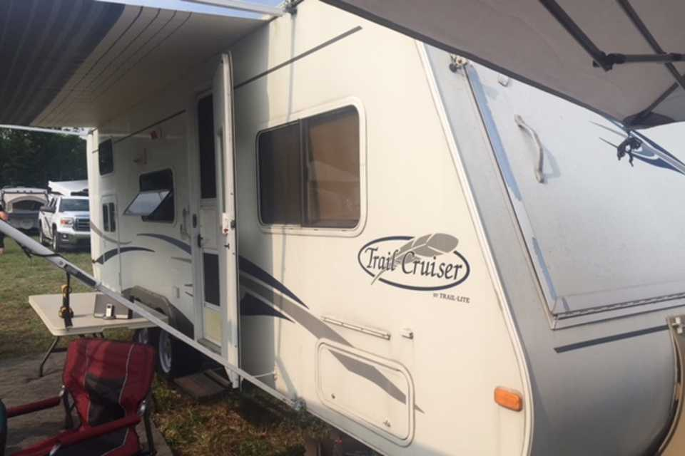 Beautiful Travel trailer for rent in Limoges, Ontario