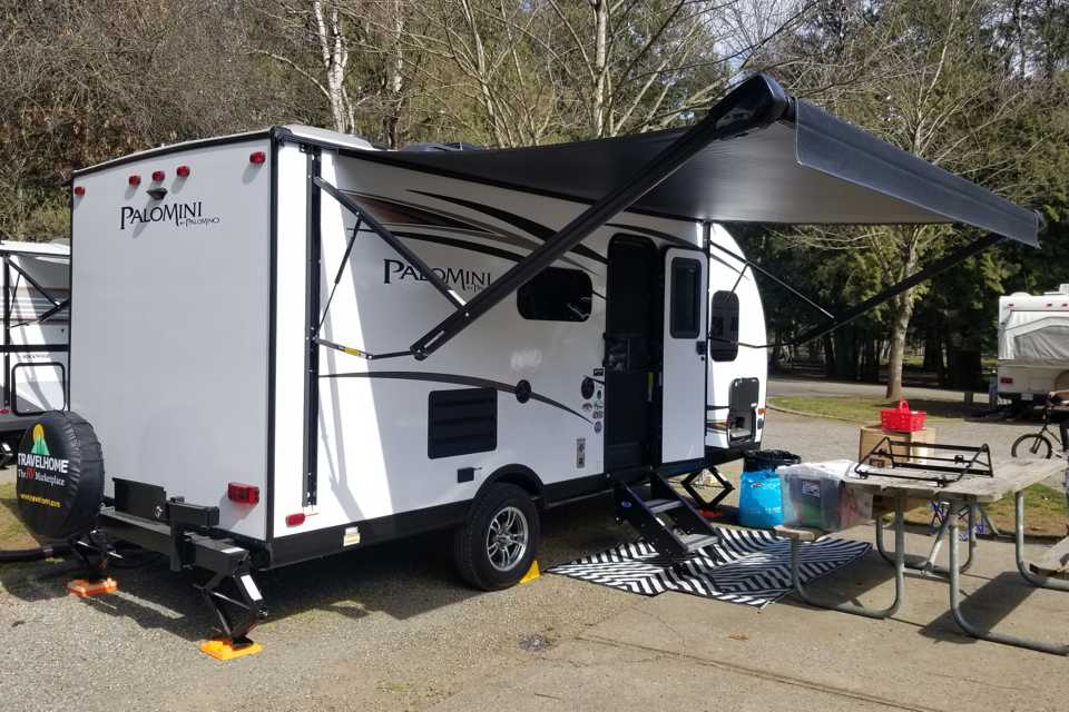 Perfect for rv newbies or experienced campers. in Maple-Ridge, British Columbia