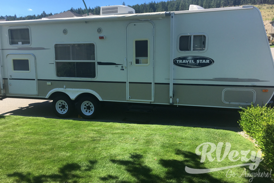 Starcraft - Travel Star 27' Rear Bunkhouse in West-Kelowna, British Columbia