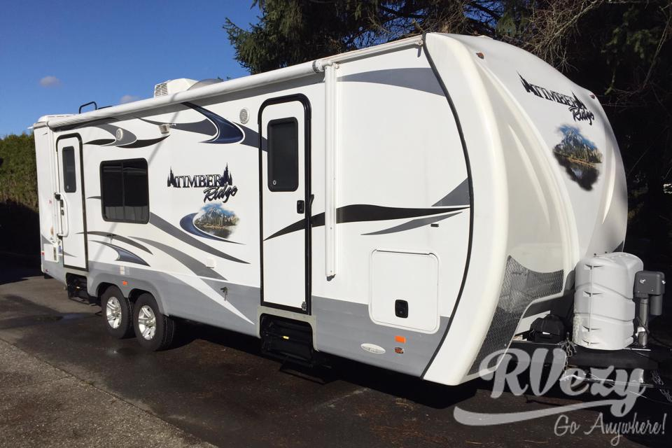 Outdoors - Timberridge 240RKS in Langley, British Columbia