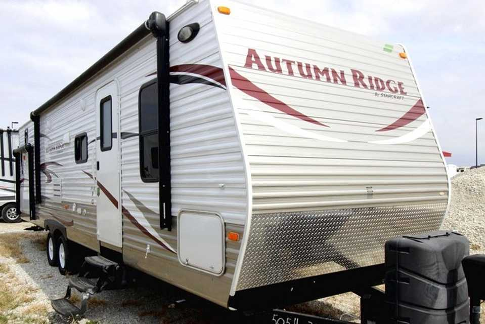 Nice travel trailer for rent. DELIVERY AVAILABLE! in Jacksonville-, New Brunswick