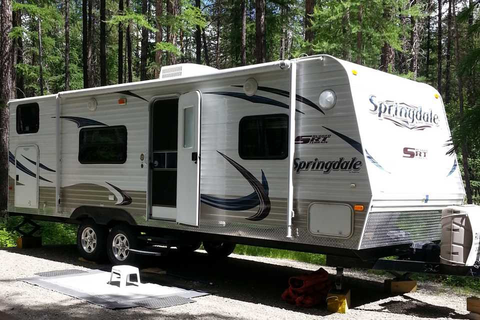 Camping Made Easy! 1 in Kimberley, British Columbia