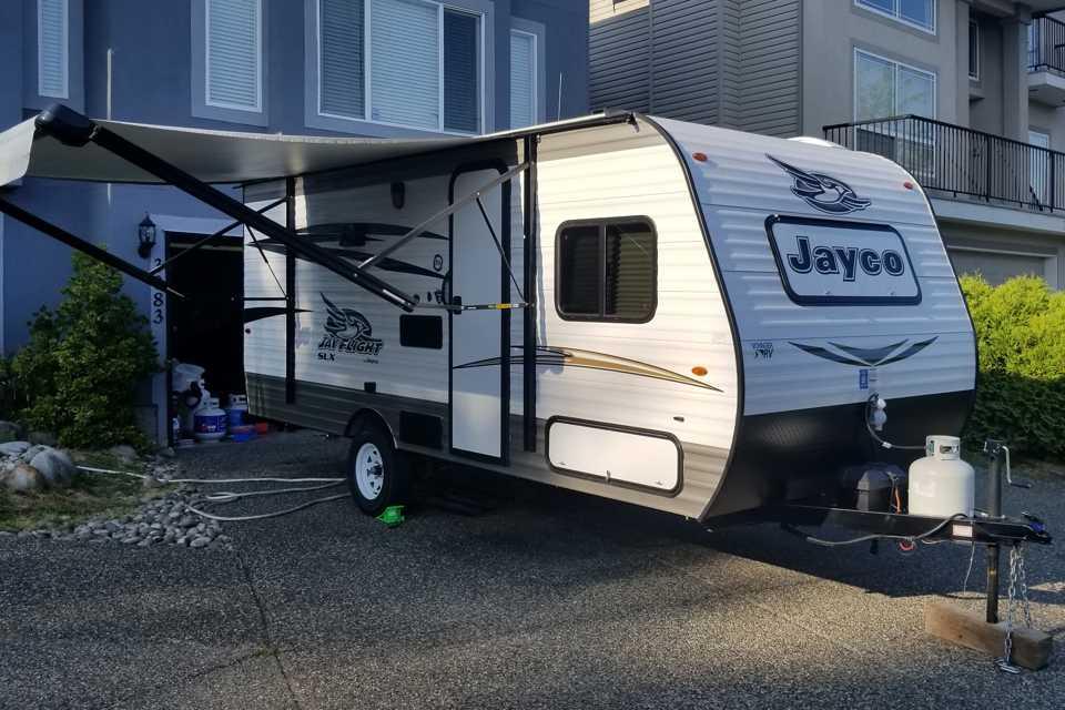 Jayco 174 in Coquitlam, British Columbia