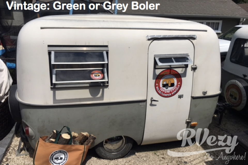 The Grey Boler2 in Winnipeg, Manitoba