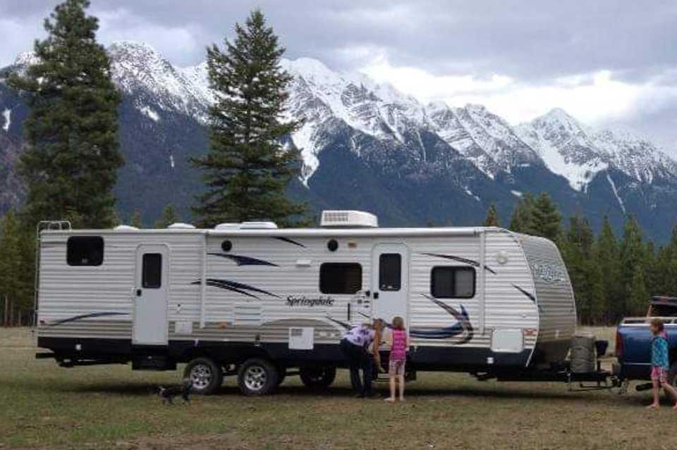 Big Family Fun in Cranbrook, British Columbia