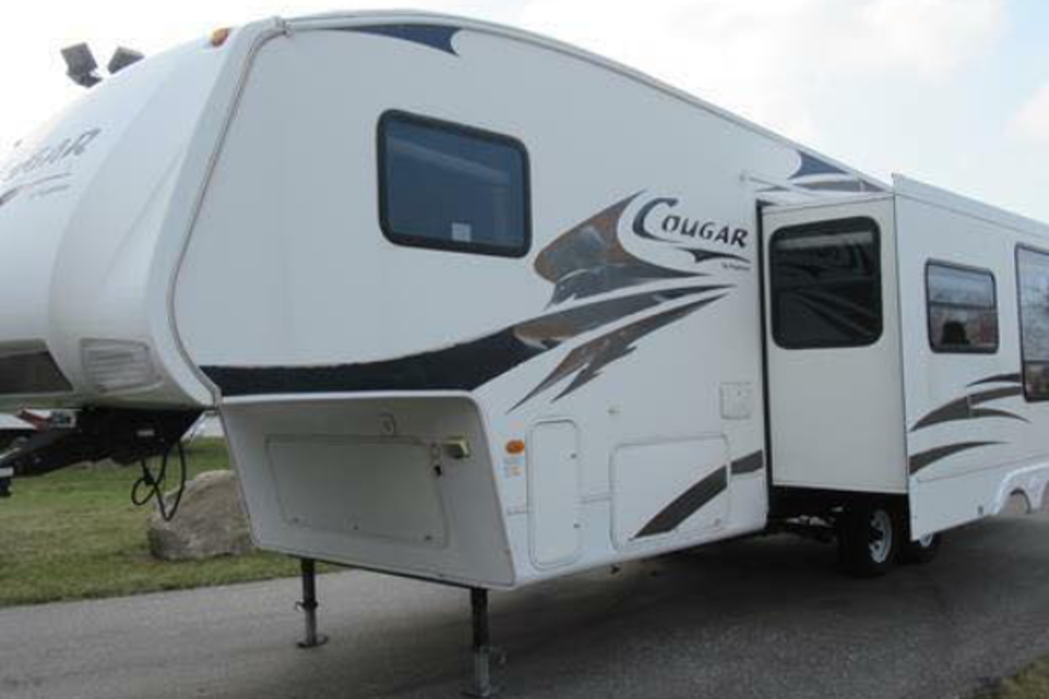 We will deliver RVing in Chilliwack, British Columbia
