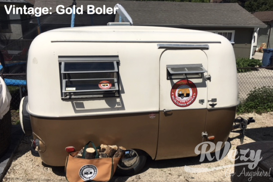The Gold Boler in Winnipeg, Manitoba