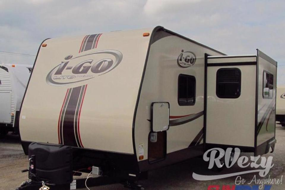 Awesome I-Go Travel Trailer! in Brentwood-Bay, British Columbia