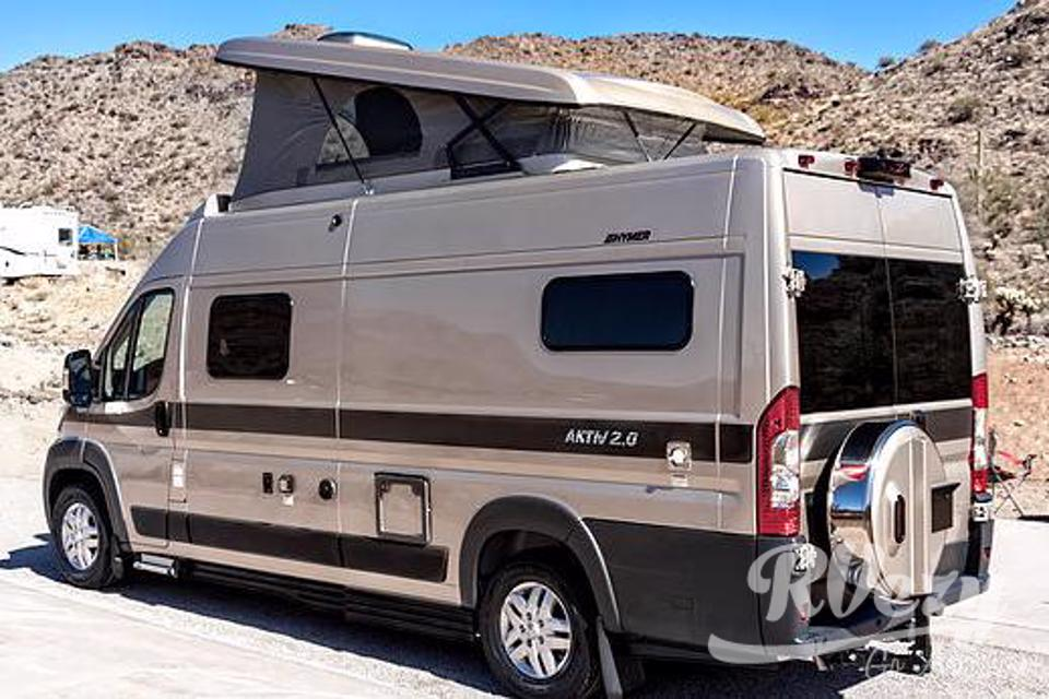 The New 'Westy' - Winter Rental Available in Toronto, Ontario