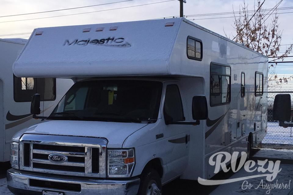 2013 Thor Majestic 28A in Onoway, Alberta