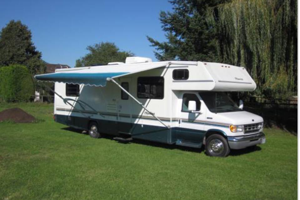 Camping Meverick in Surrey, British Columbia