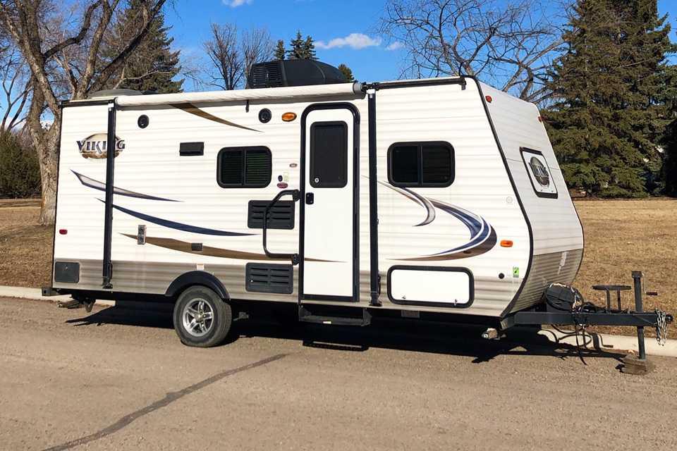 SUV Towable Trailer - Sleeps 5 in Edmonton, Alberta