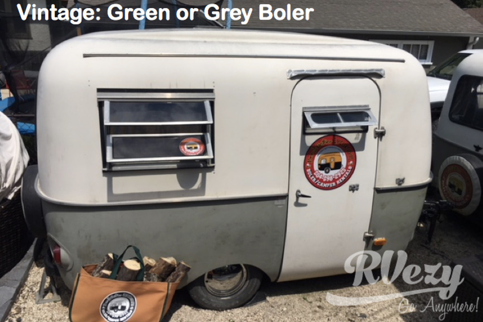 The Grey Boler1 in Winnipeg, Manitoba
