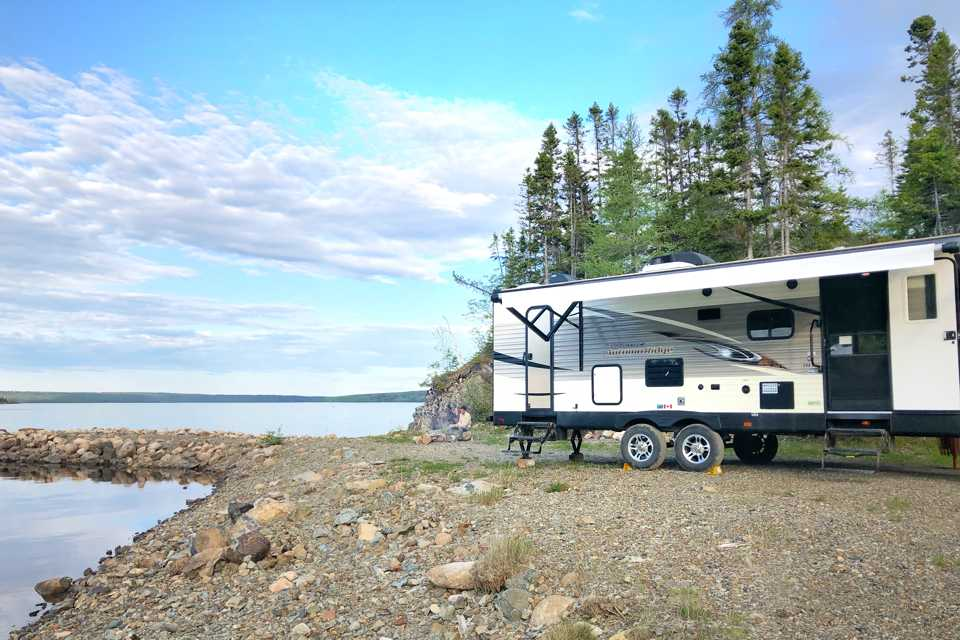 Family Camping in Style in Gander, Newfoundland and Labrador