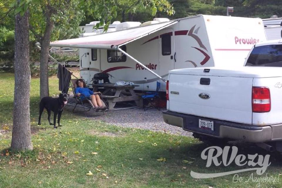 happy Glamping in Dunsford-, Ontario