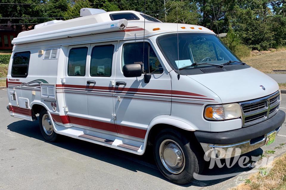 1997 Dodge Pleasure way in Vancouver, British Columbia